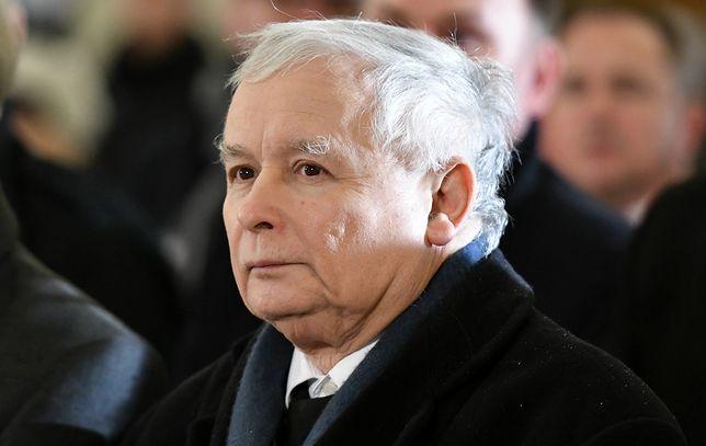 Jarosław Kaczyński wyczerpująco odniósł się do nowelizacji ustawy o IPN