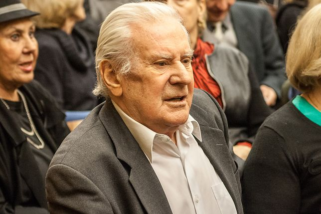 Wiesław Gołas ma 87 lat