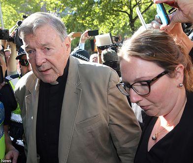 Kardynał George Pell złożył apelację