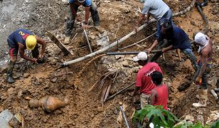 Filipiny: Wzrosła liczba ofiar burzy tropikalnej Usman. Nie żyje już ponad 120 osób