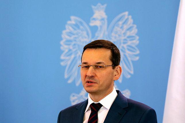 Mateusz Morawiecki może powtórzyć część obietnic Beaty Szydło.