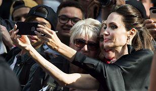 """Angelina Jolie nie przestaje chudnąć? """"Skóra i kości"""""""