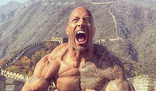 The Rock przemienia się w prawdziwą bestię!