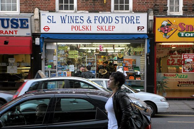 Dziennikarz BBC: Polacy w Wielkiej Brytanii to idealni imigranci
