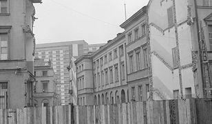 46 lat temu obrócono Pałac Lubomirskich [ZDJĘCIA]