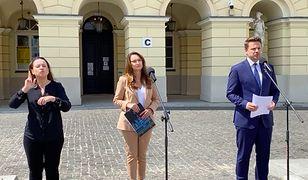 Warszawa. Teraz jest tam kilku pacjentów. Stołeczny ratusz ciągle czeka na zwrot Szpitala Południowego