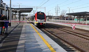 Na Dworzec Główny w Warszawie wjechał pociąg. Pierwszy po 24 latach