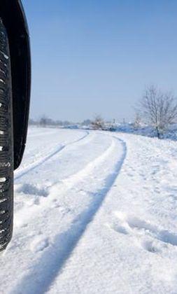 Od listopada do Czech na oponach zimowych!