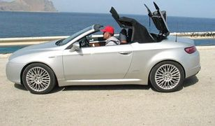 Alfa Romeo Spider V6 Q4