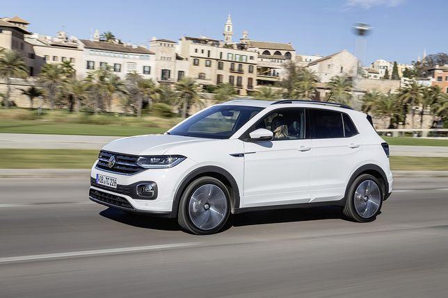 Volkswagen T-Cross: miejski crossover jak kameleon