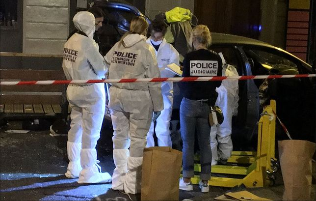 Dwie osoby zostały ranne