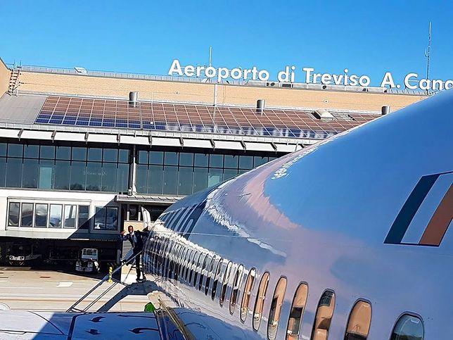 Lotnisko Wenecja Treviso