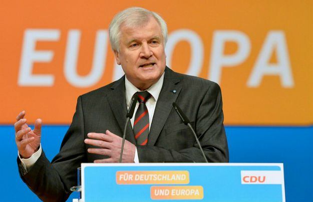 Premier Bawarii Horst Seehofer przeciwny sankcjom wobec Rosji
