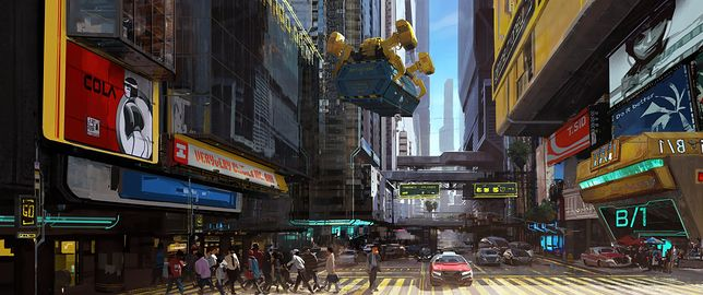 Cyberpunk 2077 - najbardziej wyczekiwana gra roku