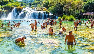 Zmiany przepisów w słynnym parku w Chorwacji. Nie popływamy poniżej mostu