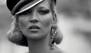 """Rockowa Kate Moss w sesji dla """"Dazed"""""""