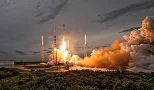 Start rakiety Falcon 9 znowu przesunięty