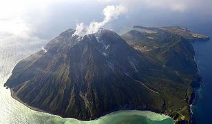 W okolicach tego wulkanu znajduje się podwodna komora pełna lawy