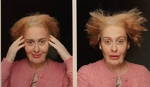Adele w nietypowej urodzinowej sesji