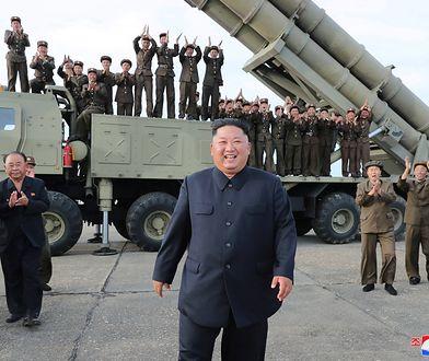 Korea Północna wystrzeliła dwa niezidentyfikowane pociski. Kilka godzin po negocjacjach nuklearnych