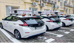 Po warszawskich ulicach wkrótce będą jeździły trzy samochody, które kontrolują, czy kierowca zapłacił za parking (fot. ZDM)
