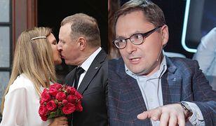 Jacek Kurski wziął ślub kościelny. Terlikowski odniósł się do głośnej historii