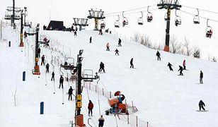 Gdzie na narty lub sanki w Warszawie?