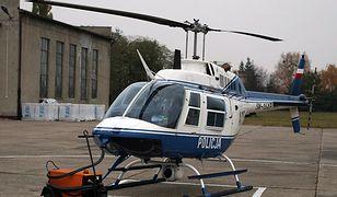 Bell 206B-III Jet Ranger