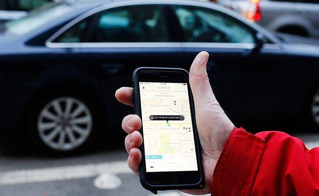 """""""Lex Uber"""" ma uderzyć w przewoźników"""