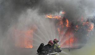 Wybuch gazu w Świdnicy. Runęła ściana budynku