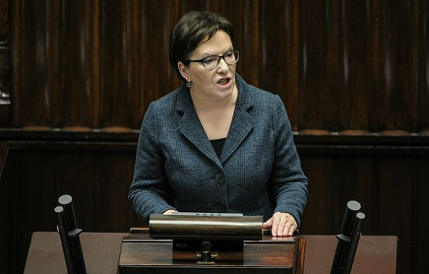 Kopacz do prezesa PiS: niech pan przeprosi Polaków. Kaczyński odpowiedział dziennikarzowi