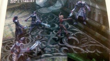 Jak wyglądało Final Fantasy XIII na PS2?