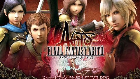 Pierwszy zwiastun Final Fantasy Agito szykowanego na urządzenia przenośne