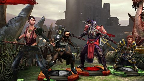EA zapowiada Heroes of Dragon Age na urządzenia przenośne