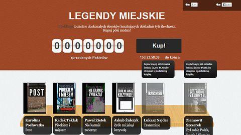 Jedenasty pakiet BookRage oferuje swoim czytelnikom premierowe książki