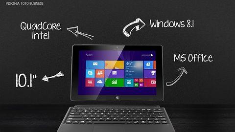 Goclever przedstawia 10-calowy tablet z Windows 8 kosztujący zaledwie 1000 zł