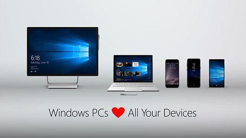 Z nowego Windows 10 build 16193 usunięto funkcje telefoniczne