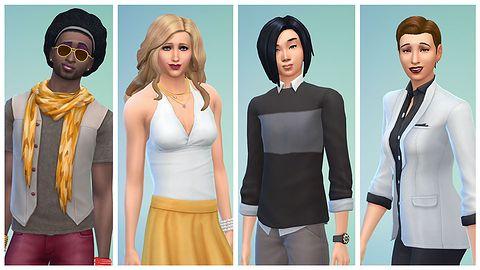 Koniec gender w The Sims 4: ubrania i cechy dostępne bez względu na płeć