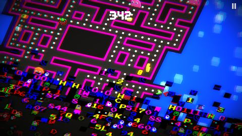 PAC-MAN 256 – Endless Maze na weekend