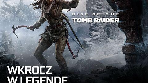 Rise of the Tomb Raider za darmo z kartami GeForce GTX 960 #prasówka
