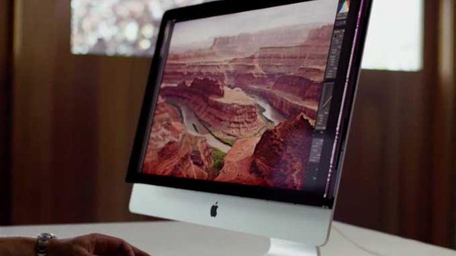 Graficy będą zachwyceni: nadchodzi iMac 8K