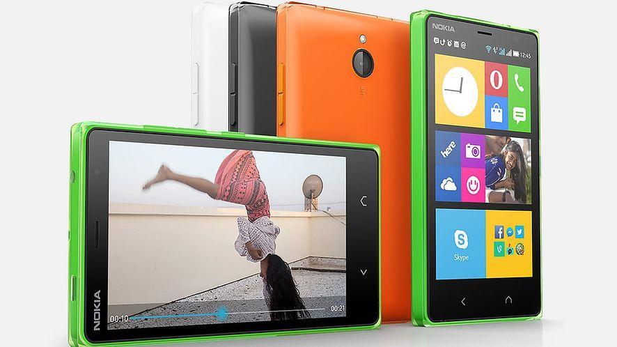 Nokia X2 z Androidem za 99 dolarów