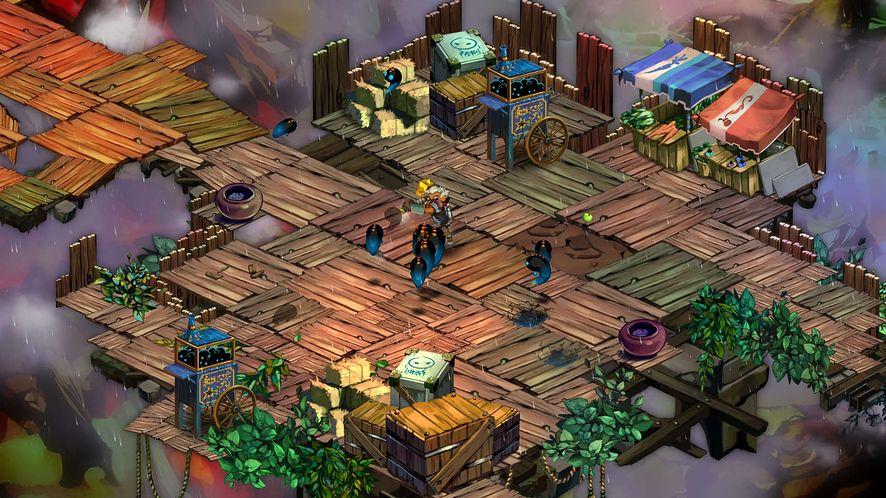 Bastion – jedna z najładniejszych gier na platformęNaCl
