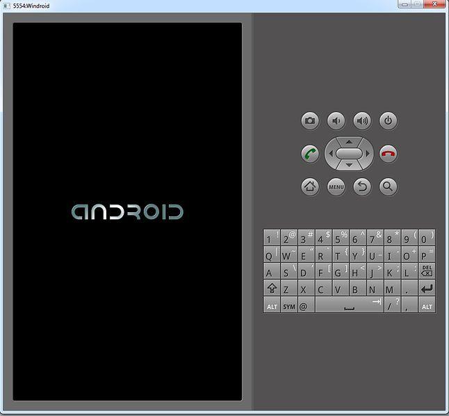 wirtualny smartfon