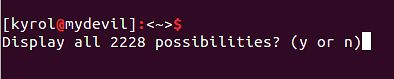 Przy tak imponującej ilości oprogramowania warto przed kompilacją czegokolwiek sprawdzić, czy coś, co chcemy zainstalować, nie istnieje już w systemie :)