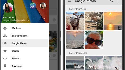 Google aktualizuje mobilnego Gmaila i klienta Dysku, goni Microsoft