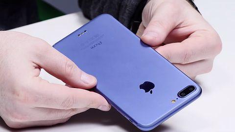 Świat pokocha błękit. Chińczycy sprawdzają, jak by wyglądał niebieski iPhone 7 Plus
