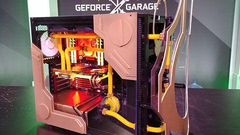 GeForce Garage zakończony: 24 godziny wystarczyły na efektowny modding