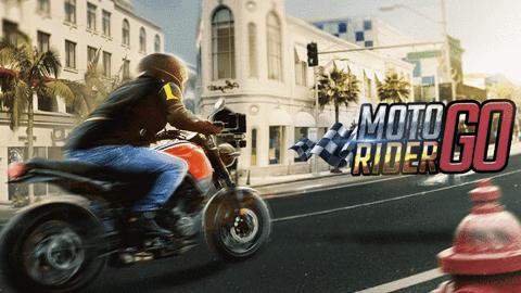 Kolejny sukces polskiego studia T-Bull - 12 milionów pobrań Moto Rider