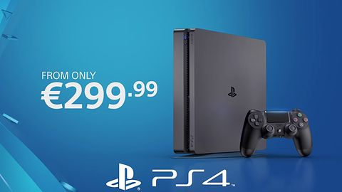 PS4 Slim 1 TB w premierowej cenie wersji 500 GB. Zrobiło się tanio